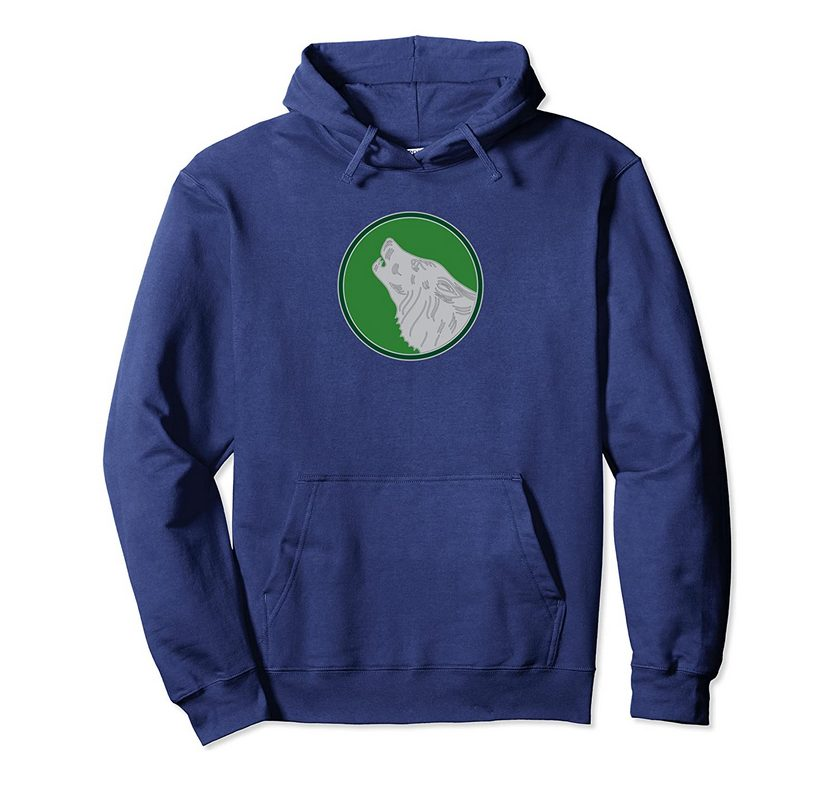 104th Infantry Division – 104th Training Division Pullover Hoodie