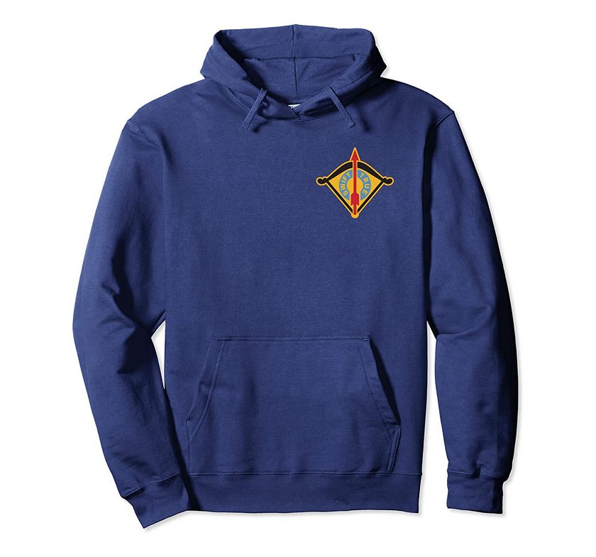11th Infantry Brigade Pullover Hoodie 1